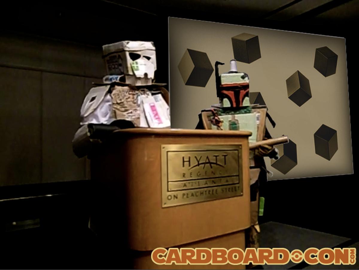 Cardboard*Con Covid Policy