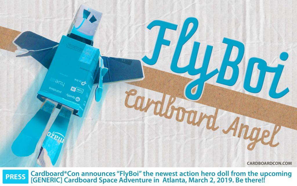 Fly Boy Action Hero