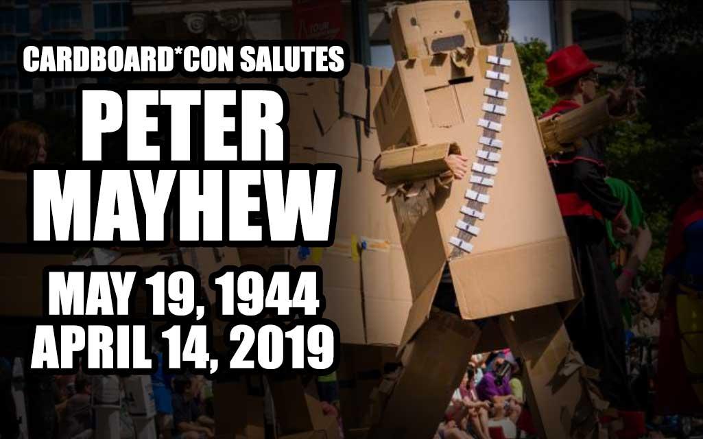 Memoriam: Peter Mayhew