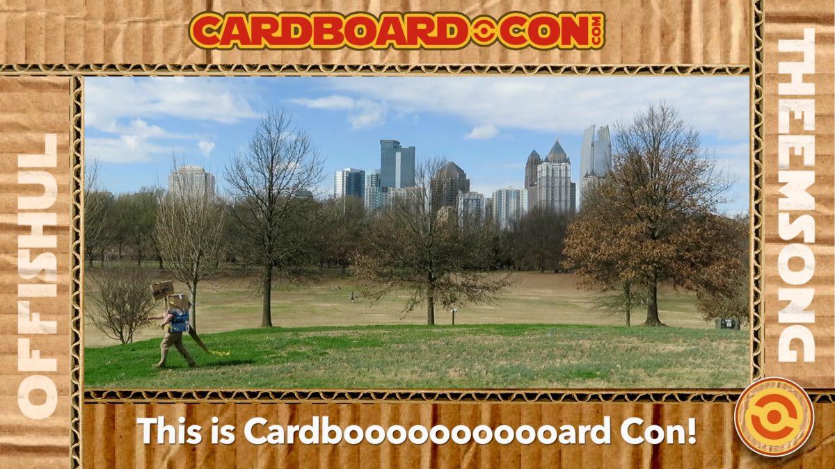 Cardboard*Con Theme Song